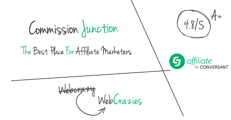 Commission Junction: The Best Place For Affiliate Marketers 1