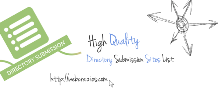 Free High Quality Directory Submission Sites List 2018 1