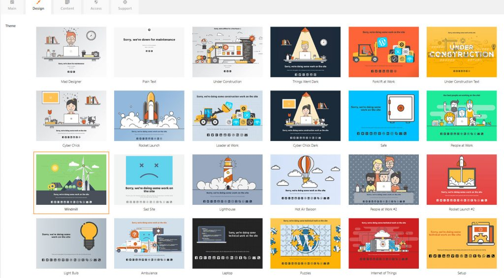 Under Construction Page WordPress Plugin Review (2017) 4