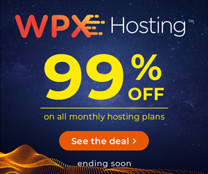 WPX Black Friday Monthly