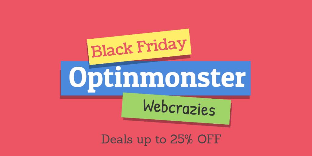 optinmonster black friday