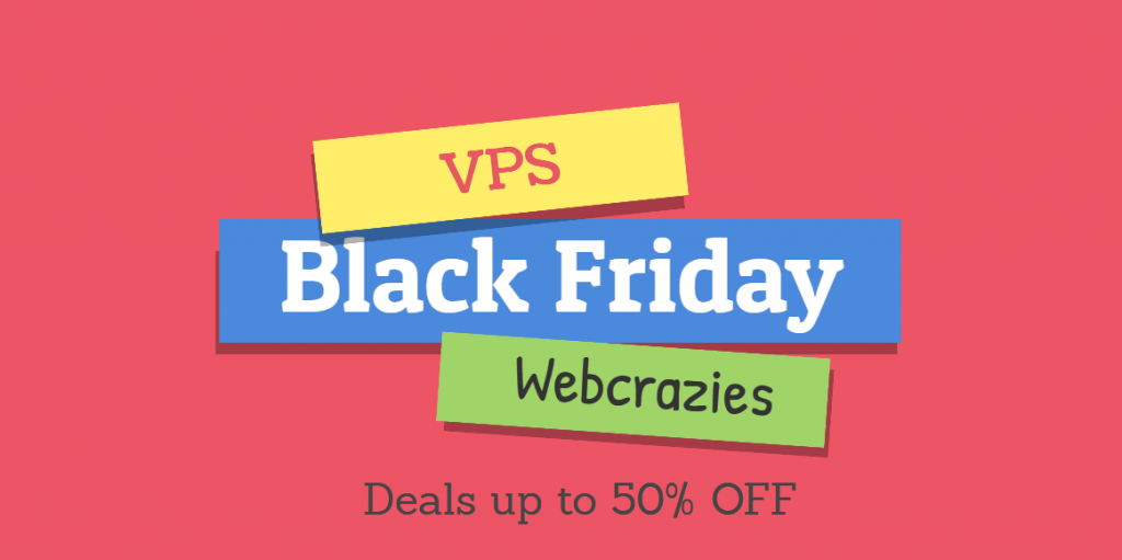 vps black friday webcrazies