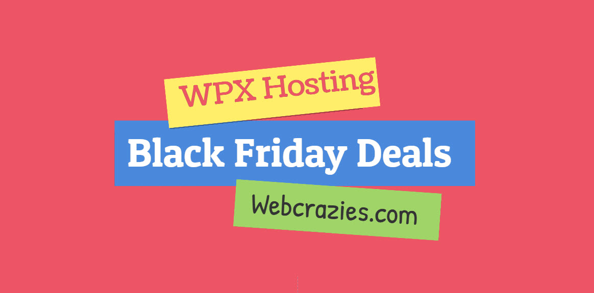 WPX Hosting Black Friday 2018 (95% OFF) 7