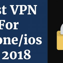 Best VPN for iphone in 2018
