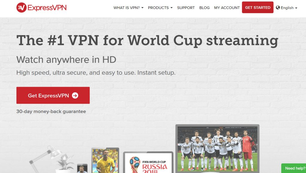 Best VPNs for FIFA 2018 – Best Discounts Up to 77%OFF 2