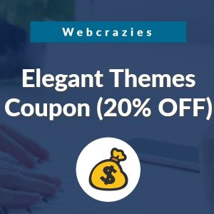 Elegant Themes Coupon