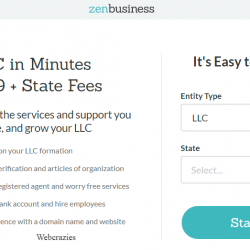 ZenBusiness Reviews